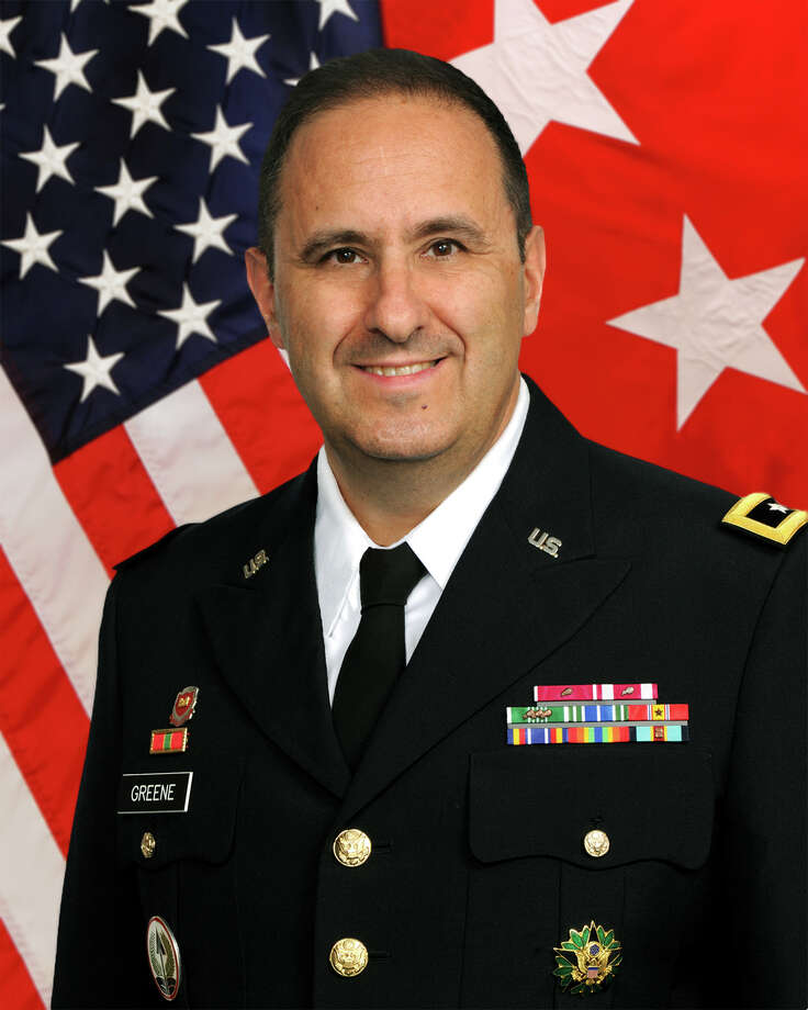 In an undated handout photo, Maj. Gen. Harold Greene, the highest-ranking member of the American military to die in hostilities overseas since the Vietnam era. Greene, a veteran acquisitions officer, was killed on Aug. 5, 2014 at a military academy outside Kabul, Afghanistan, in what was reportedly an a€œinternal attacka€ by an Afghan soldier who wounded some 15 other personnel. (U.S. Army via The New York Times) -- FOR EDITORIAL USE ONLY. ORG XMIT: XNYT82 Photo: U.S. ARMY / U.S. ARMY