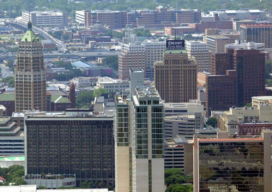 San Antonio came out on top in a Forbes survey about the best city for the millennial generation to work. Photo: William Luther, San Antonio Express-News / © 2012 WILLIAM LUTHER