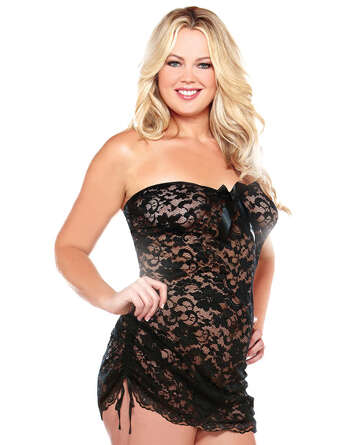 79a8326f1 3of10Curvy Girl Lingerie on Meridian Avenue in San Jose carries a wide range  of plus-size intimate apparel