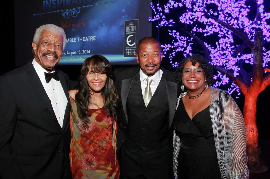 LegaHal Williams, from left, Janette Cosley, Robert Townsend and Eileen Morris Photo: Gary Fountain, Freelance / Copyright 2014 by Gary Fountain