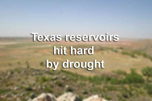 A new report says one quarter of Texas has once again entered into a drought. See where Texas' major reservoirs are at now compared to almost 20 years ago using data from the Texas Water Development Board.Click through the slideshow to see how drought has affected some of Texas' major reservoirs.