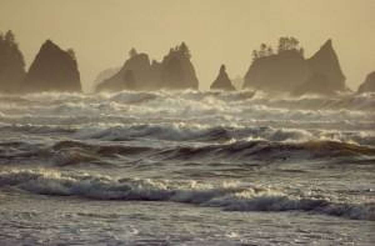 The wild ocean beaches of Olympic National Park:  A natural treasure, a pristine environment and an economic draw.