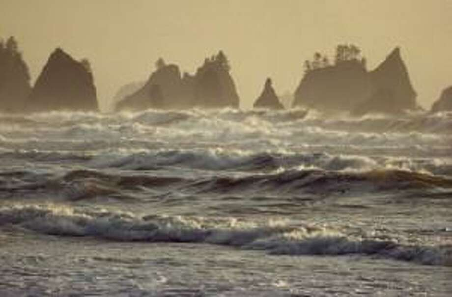 The wild ocean beaches of the Washing Coast.  There is passionate, bipartisan opposition to any oil and gas exploration off the Washington and Oregon coastlines.