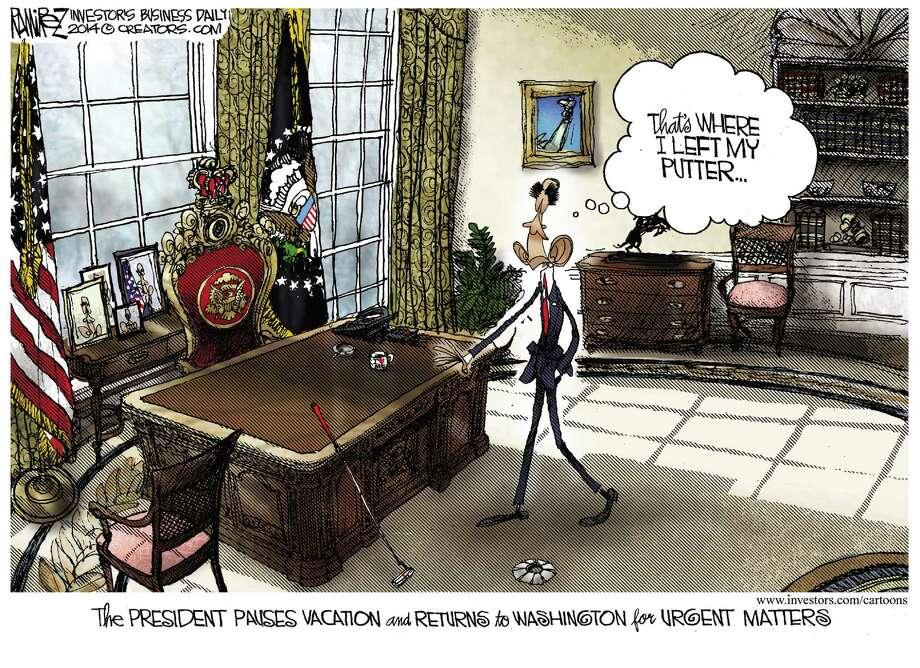 Presidential priorities