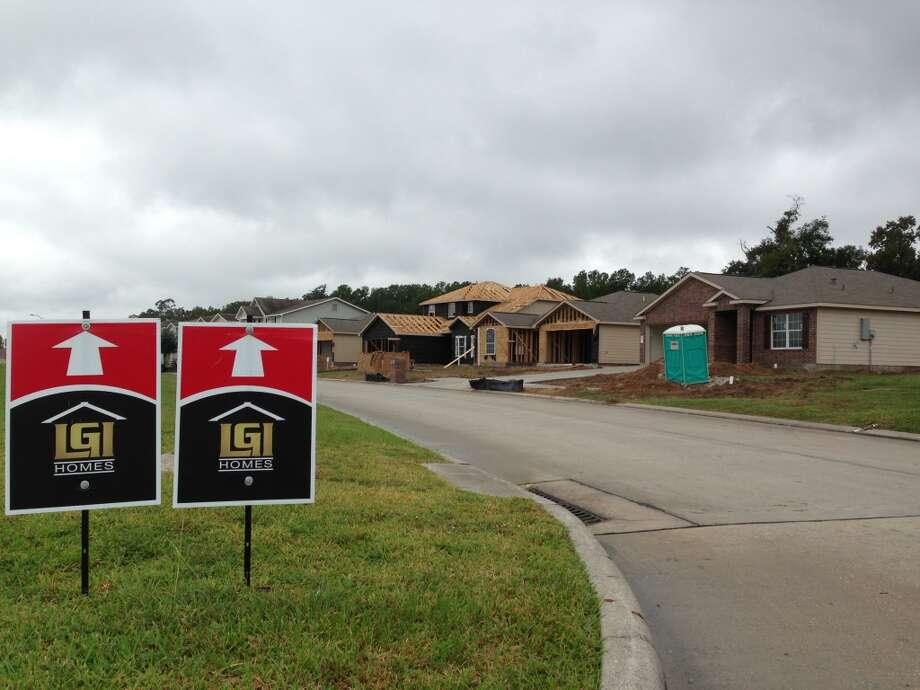 LGI Homes: Builds entry-level homes in 33 communities across Texas, Arizona, New Mexico, Florida and Georgia. Recently acquired 1,980 acres in Lancaster County, S.C., to develop a community for move-up buyers in the Charlotte market. Photo: Katherine Feser, Houston Chronicle