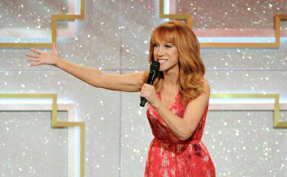 """Kathy Griffin at Proctors Theatre. """"Two-time Emmy and Grammy award-winning comedian Kathy Griffin is a towering figure on television, on tour and in publishing. She breaks through the entertainment clutter with her universally recognized brand of pull-no-punches comedy.""""When: Friday, April 28, 8 PM.Where: Proctors Theatre, 432 State Street, Schenectady. For tickets and more information, visit the website. Photo: Chris Pizzello / Invision"""