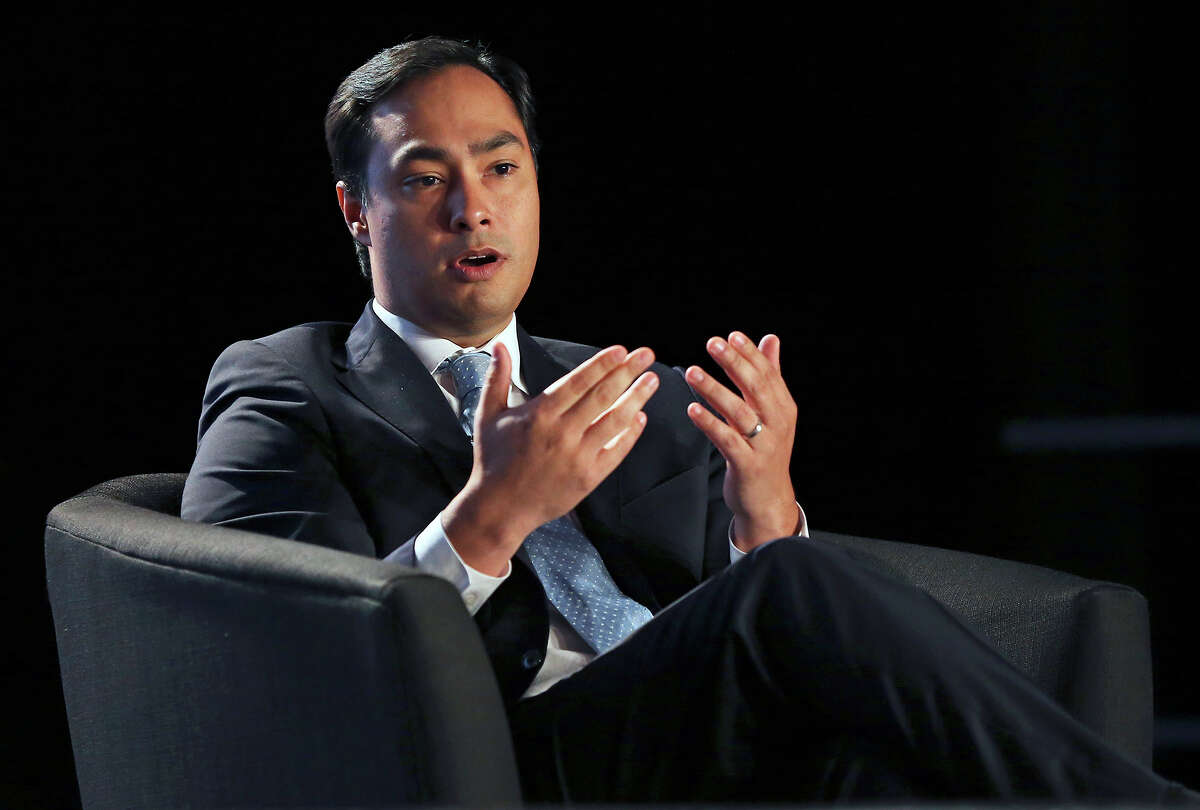 U.S. Congressman Joaquin Castro will appear on the Oct. 28 episode of