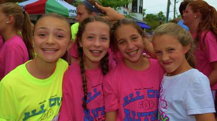 The sixth annual All Out for Autism 5k walk/run took place on August 22, 2014 in New Canaan. Proceeds from the event benefited programs and events for children with special needs at the New Canaan Y. Were you SEEN?