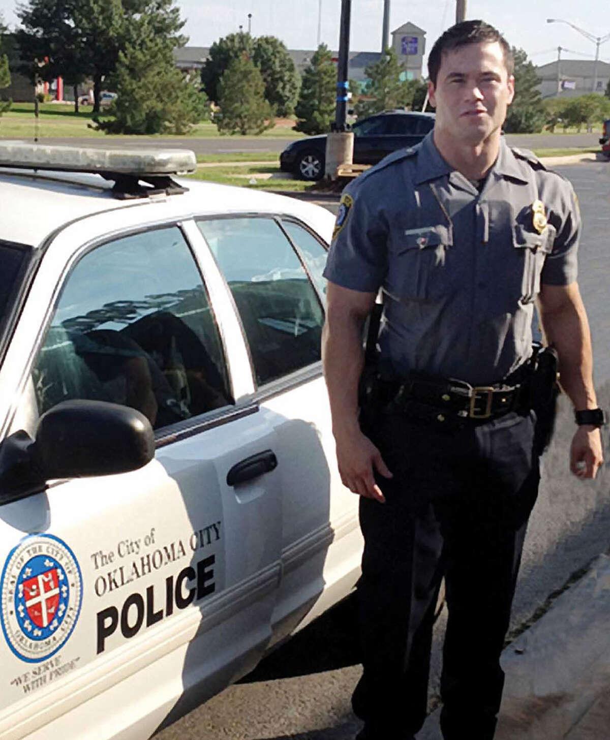 Daniel Ken Holtzclaw, 27, was arrested Thursday.