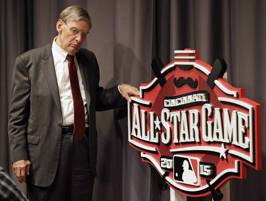 Commissioner Bud Selig says he hasn't softened his stance on Pete Rose's lifetime ban from baseball. Photo: Al Behrman, Associated Press
