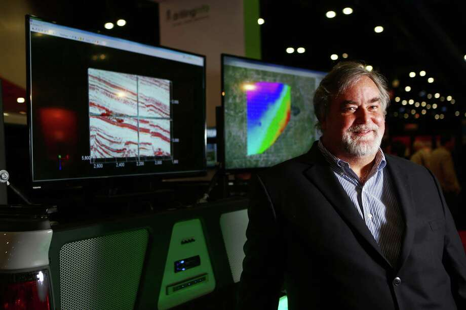 Allen Gilmer is chairman and CEO of Drillinginfo, which sells data and analytics that help energy companies make better decisions.  Photo: Marie D. De Jesus, Staff / © 2014 Houston Chronicle