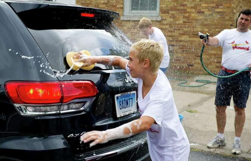 Car Wash Old Greenwich Ct