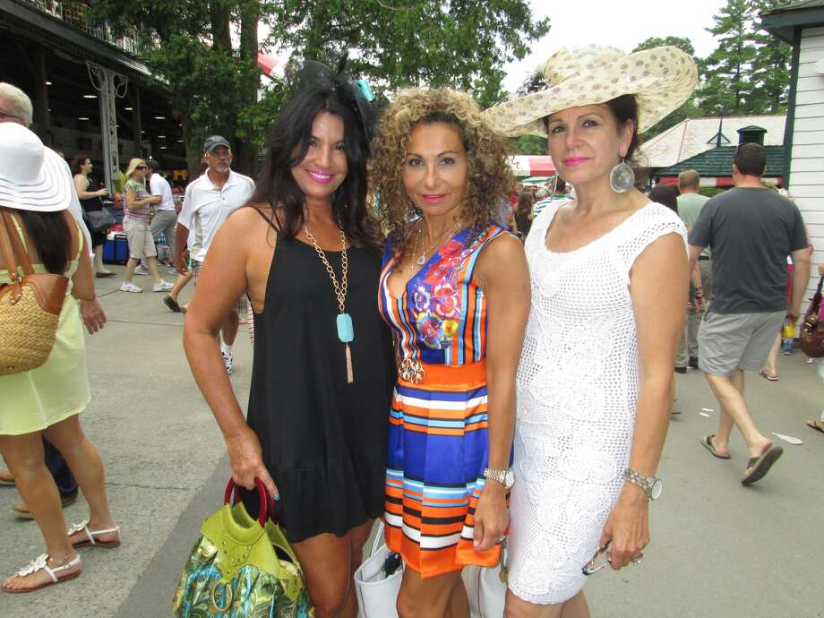 Were you Seen on Travers Day at Saratoga Race Course in Saratoga Springs on Saturday, August 23, 2014? Photo: Rachel Cotch