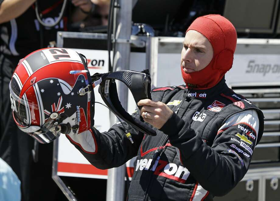 Will Power has three victories and a second-place finish in the past four races at Sonoma. Photo: Eric Risberg, Associated Press
