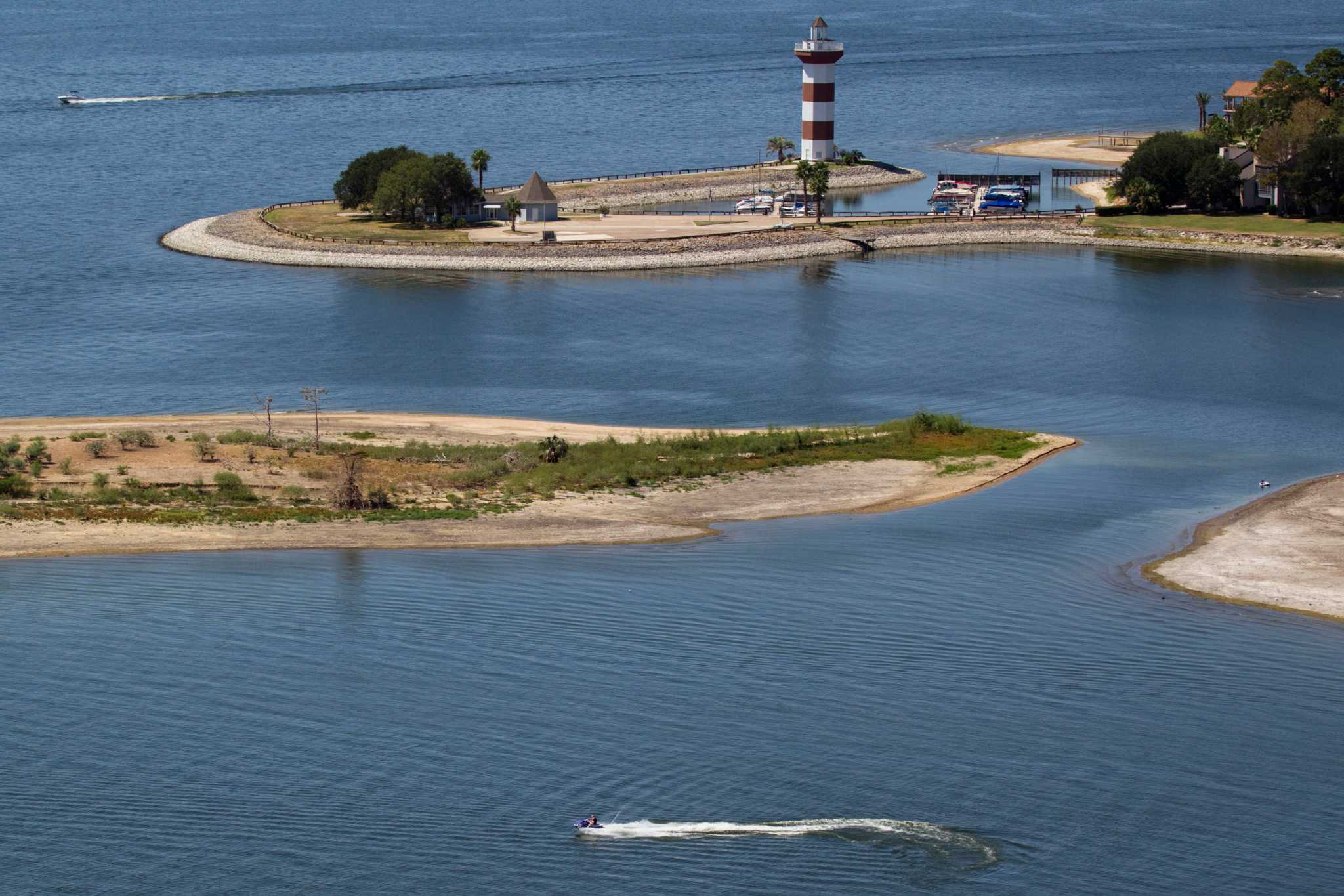 By Next Summer Lake Conroe Will Be A Drinking Water