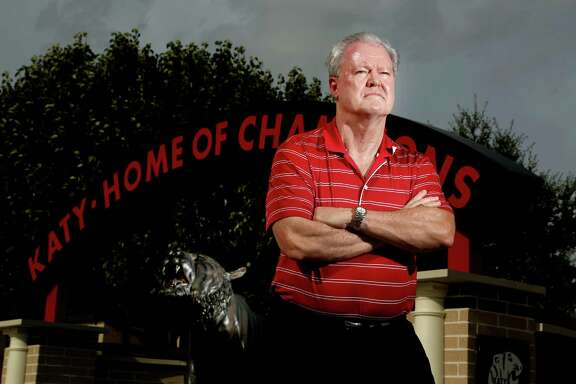 Mike Johnston won three state titles at Katy, but his biggest achievement was making the Katy football players ambassadors for the school.