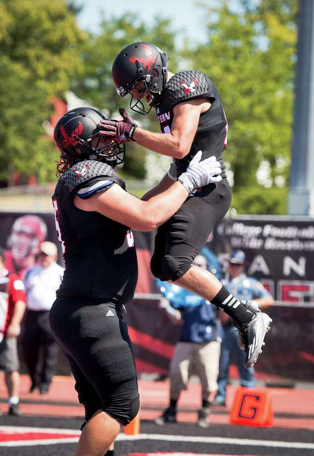 Week 1: Eastern Washington2018 result: N/A No Auburn this year. In a game that will likely boost their record and hamstring their strength of schedule, the Huskies will kick off the 2019 season against FCS Eastern Washington. The Eagles reliably put up a ton of points, but the Dawgs should dispatch them without much trouble. Prediction: Huskies win 35-14 Photo: Colin Mulvany, Associated Press / The Spokesman-Review