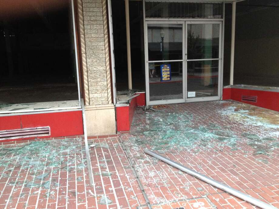 Reader Jonathan Clark sent this photo of damage in Napa. A 6.0-magnitude earthquake hit the area, centered near American Canyon in Napa County, at 3:20 a.m. on Sunday, August 24, 2014.