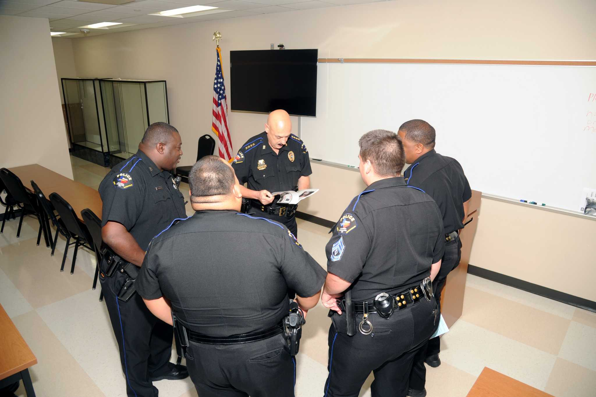 Cy-Fair ISD police force expanding - Houston Chronicle