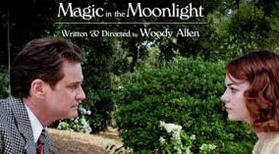 """Magic in the Moonlight"" is the latest movie from Woody Allen. Photo: Contributed Photo / Westport News"