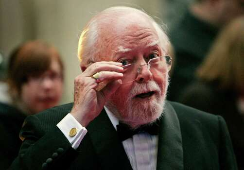 Richard Attenborough, 1923-2014: The British actor and Oscar-winning director whose film career on both sides of the camera spanned 60 years, died on Aug. 24. He was 90. Photo: Lefteris Pitarakis, AP / AP