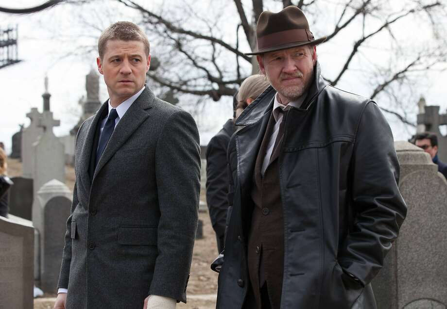 """Gotham:Ben McKenzie (""""Southland"""") plays """"Batman's"""" Commissioner Gordon when he was just a rookie cop in the new drama created by Bruno Heller (""""Rome""""), and the buzz is deafening. We'll also meet classic """"Batman"""" villains (Riddler, Penguin, the Joker, Poison Ivy) in their early years as well as the kid who would become Batman, young Bruce Wayne (David Mazouz). 8 p.m. Sept. 22, Fox. Photo: Jessica Miglio, Fox"""