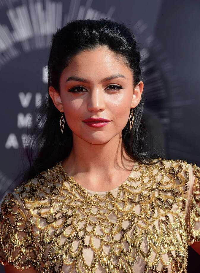 Bianca A. Santos arrives at the MTV Video Music Awards at The Forum on Sunday, Aug. 24, 2014, in Inglewood, Calif. Photo: Jordan Strauss, AP / Invision