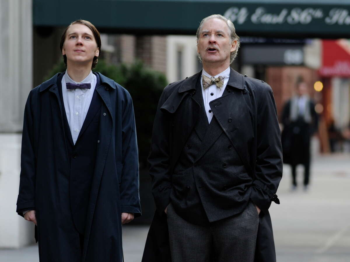 Paul Dano and Kevin Kline in