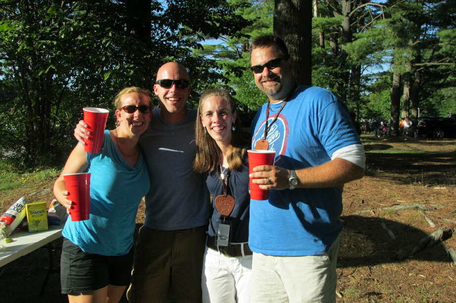 Were you Seen at the Zac Brown Band on the 'Great American Road Trip Tour' at SPAC in Saratoga Springs on Sunday, Aug. 24, 2014? Photo: Sarah Diodato