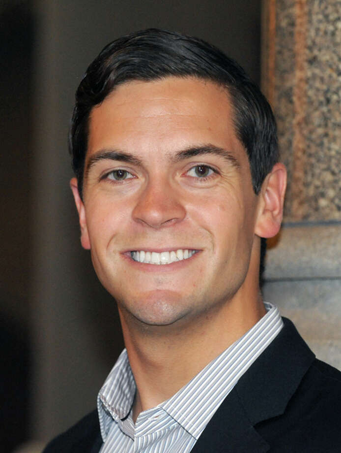 Democratic candidate for New York's 19th congressional district Sean Eldridge on Wednesday May 14, 2014 in Albany, N.Y. (Michael P. Farrell/Times Union) Photo: Michael P. Farrell