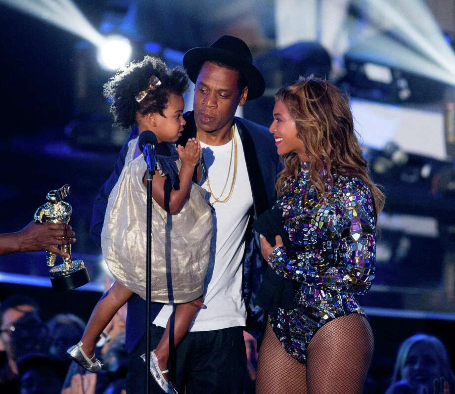 BestBlue Ivy Carter makes her mom and dad look amazing. And every girl has to have a pair of shiny shoes.  Photo: Mark Davis, Getty Images / 2014 Getty Images