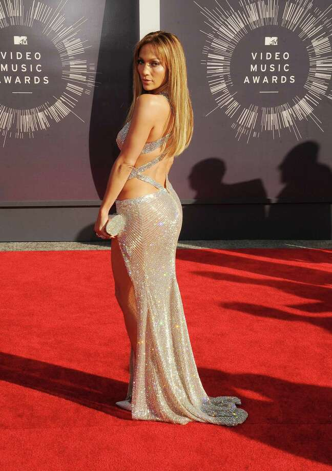 Toss-upWith serious competition from Nicki Minaj and Iggy Azalea, we're not sure Jennifer Lopez can hang on to the title of the most famous rear-end in show business? Photo: Jeffrey Mayer, Getty Images  / 2014 Jeffrey Mayer