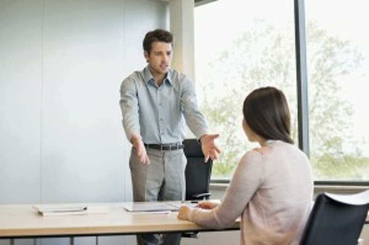 Someone to get fired: 5percentSource: LifeWay Research