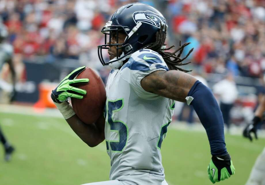 Richard Sherman  Seattle Seahawks cornerback  Rating: 99 Photo: Scott Halleran, Getty Images