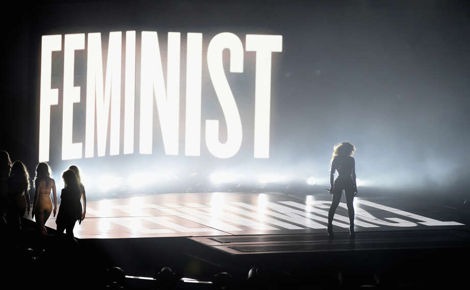 Queen B's statement. Photo: Michael Buckner, Getty Images / 2014 Getty Images