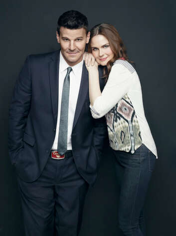 """'Bones: Season 9' -  Socially awkward forensic anthropologist Dr. Temperance """"Bones"""" Brennan teams up with intuitive FBI agent Seeley Booth to investigate crimes that have left scant evidence behind: namely, the bones of the deceased. Available Sept. 16 Photo: FOX / 1"""