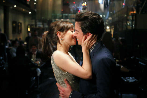 NBC's rom-com 'A to Z' got a big, fat F. The show has already been canceled, despite having only debuted in October. The show will finish out their 13-episode season as planned. Photo: NBC, Trae Patton/NBC / 2014 NBCUniversal Media, LLC