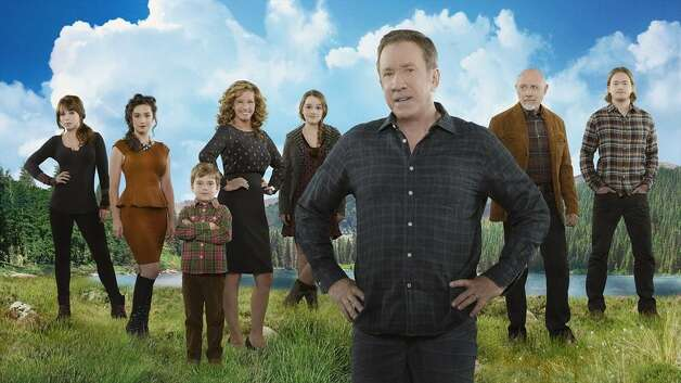 'Last Man Standing: Season 3' -Mike Baxter likes to think of himself as a man's man, but after his wife returns to work and her career takes off, he finds himself in charge of parenting their three lively daughters and trying to figure out how to stay afloat in all the estrogen. Available Oct. 18 Photo: Bob D'Amico, ABC / © 2013 American Broadcasting Companies, Inc. All rights reserved.