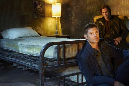 'Supernatural: Season 9' -Raised by their dad to fight supernatural forces, grown siblings Dean and Sam crisscross the country in their 1967 Chevy Impala, investigating paranormal activity and picking fights with deadly demons, ghosts and monsters. Available Oct. 7 Photo: The CW