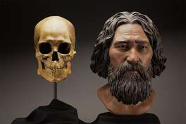 This clay facial reconstruction of Kennewick Man was carefully sculpted around the morphological features of his skull, and lends a deeper understanding of what he may have looked like nearly 9,000 years ago.