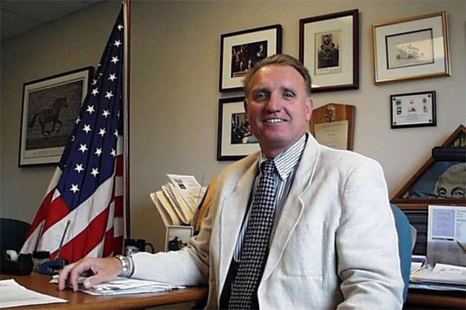 Former Redmond Police Chief Steven Harris.