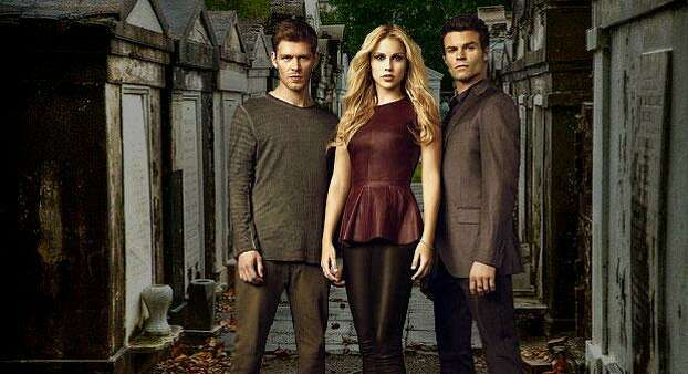"'The Originals: Season 1' - This supernatural series focuses on the Mikaelson siblings -- Klaus, Elijah and Rebekah -- the original vampire family from ""The Vampire Diaries."" Returning to New Orleans, they form an alliance with local witches to try to rule the city once again. Available Oct. 3 Photo: The CW"