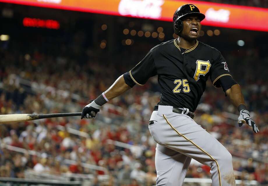 After a fast start, Pittsburgh rookie outfielder Gregory Polanco is 1-for-30 since Aug. 13. Photo: Alex Brandon, Associated Press