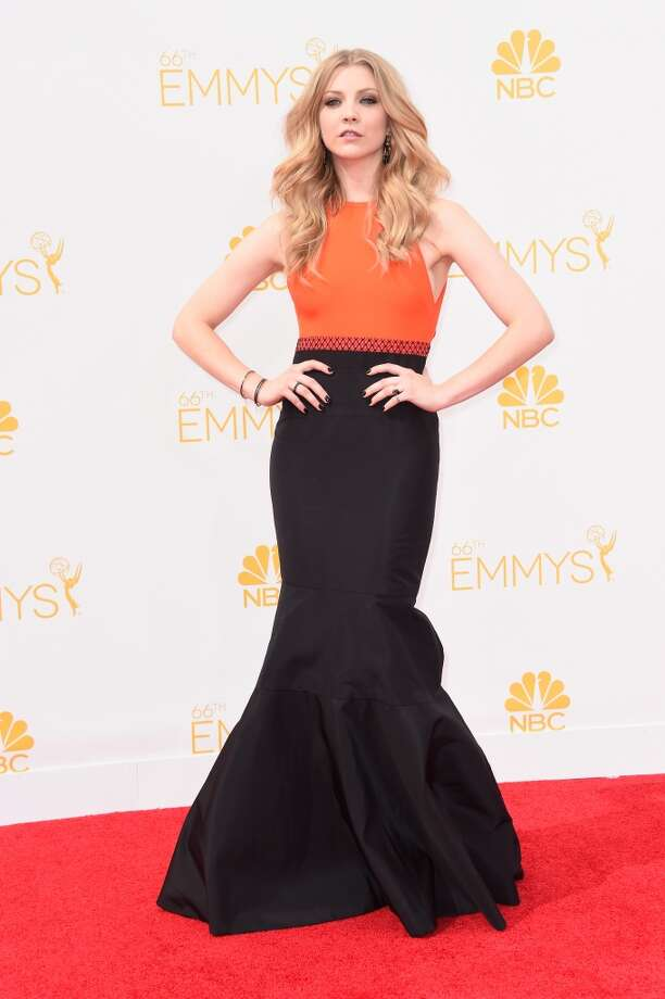 Actress Natalie Dormer attends the 66th Annual Primetime Emmy Awards held at Nokia Theatre L.A. Live on August 25, 2014 in Los Angeles, California. Photo: Frazer Harrison, Getty Images