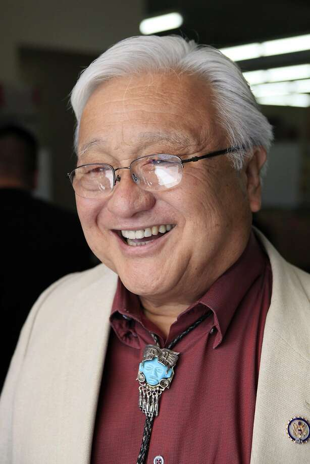 Rep. Mike Honda poses for a portrait at the Sunnyvale Community Services building in Sunnyvale, CA, Thursday, August 14, 2014. Photo: Michael Short, The Chronicle