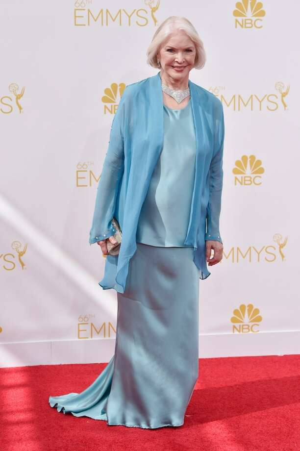Actress Ellen Burstyn attends the 66th Annual Primetime Emmy Awards held at Nokia Theatre L.A. Live on August 25, 2014 in Los Angeles, California. Photo: Frazer Harrison, Getty Images