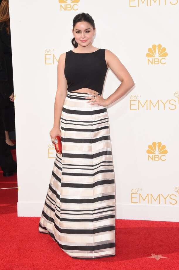 Actress Ariel Winter attends the 66th Annual Primetime Emmy Awards held at Nokia Theatre L.A. Live on August 25, 2014 in Los Angeles, California. Photo: Jason Merritt, Getty Images