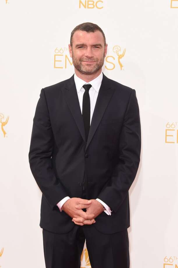 Actor Liev Schreiber attends the 66th Annual Primetime Emmy Awards held at Nokia Theatre L.A. Live on August 25, 2014 in Los Angeles, California. Photo: Jason Merritt, Getty Images