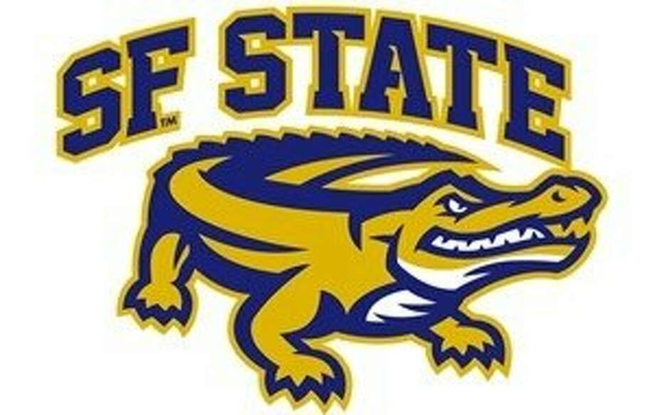 San Francisco State unveiled this updated version of its Gator logo Monday. The school's mascot has been a Gator since 1931. Photo: SF State Athletics