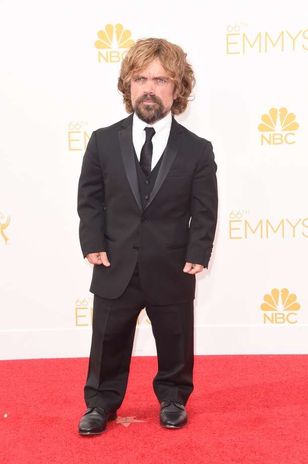 Actor Peter Dinklage attends the 66th Annual Primetime Emmy Awards held at Nokia Theatre L.A. Live on August 25, 2014 in Los Angeles, California. Photo: Jason Merritt, Getty Images
